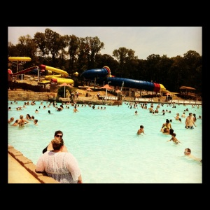 Visiting Holiday World - Body Image