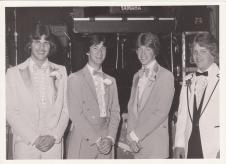 Dean Reed, Brad Lacy, Curt Austin, Dayne Anderson