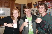 Joy in a mug.