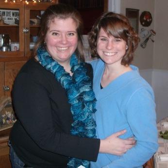 Lauren and Brooke together at last.