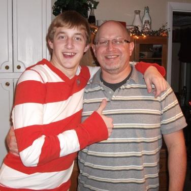 Noah and Chad May.
