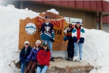 College Avenue Sr. High Youth traveled to Colorado for a summer experience that will be long-remembered.
