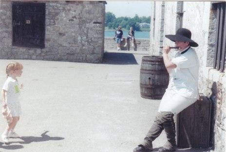 Dancing Emily Fort New York