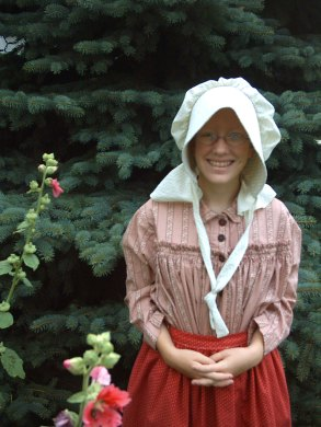 Conner Prairie Outfit
