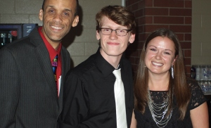Mr. White and Ms. Robinson have been fantastic influencers of my son's life and I can never thank them enough.