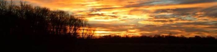 Hoosier Sunrise