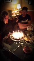 Happy Birthday to my amazing daughter.