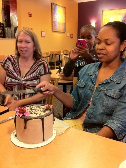 Celebrating With Shamika