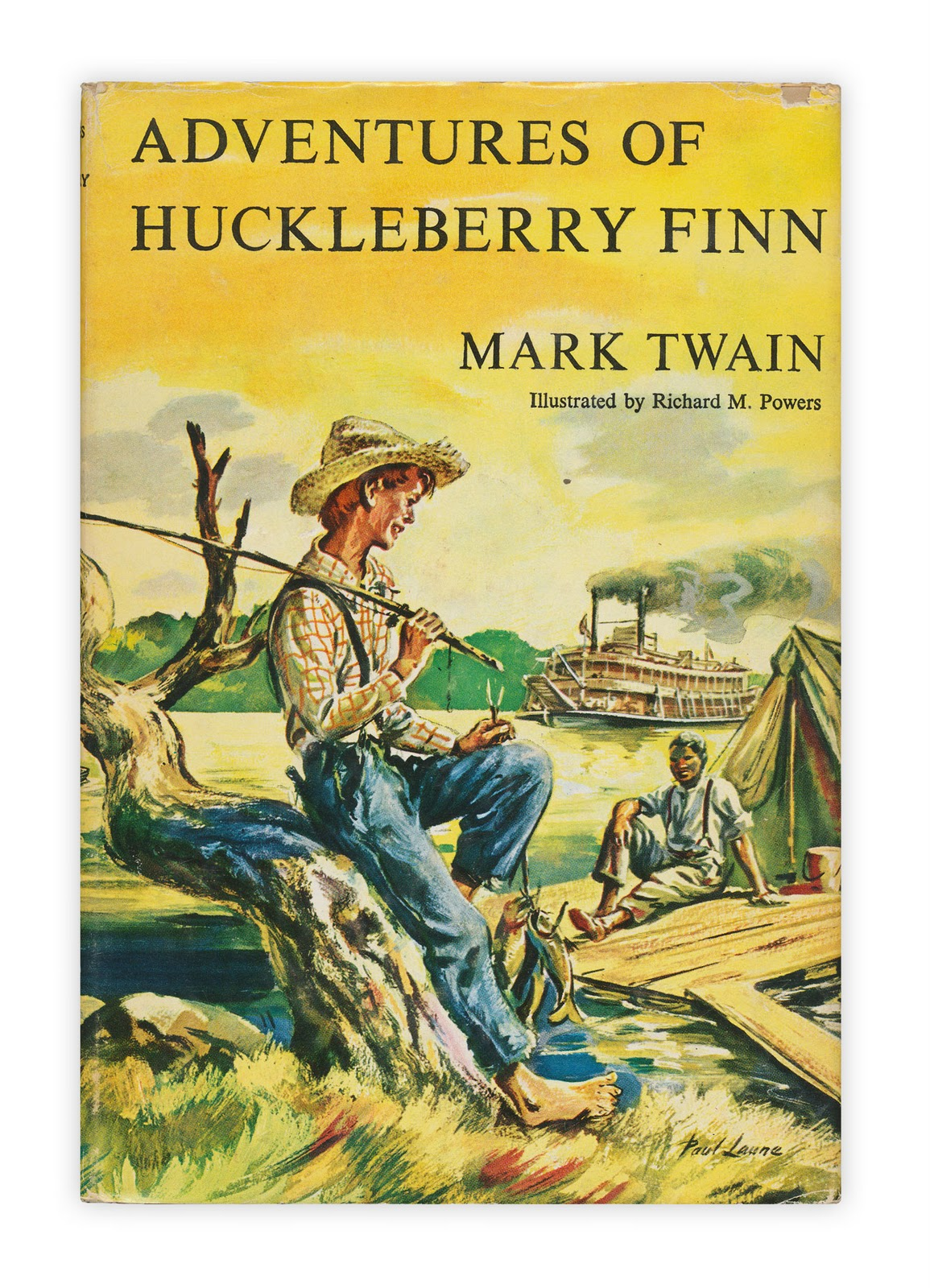 why is huck finn important of american literature Nothing is half so good as literature hooked on sunday, on the sly  twain did  not live to see adventures of huckleberry finn assume the unshakable  pencil  in the margin the most important passages of the plot itself , and in red pencil  here.