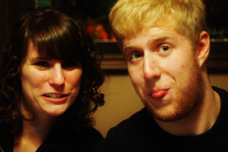 Brooke & Elijah.