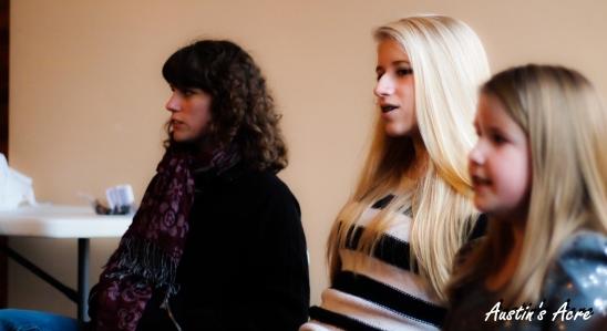Brooke, Sydney & Lilly